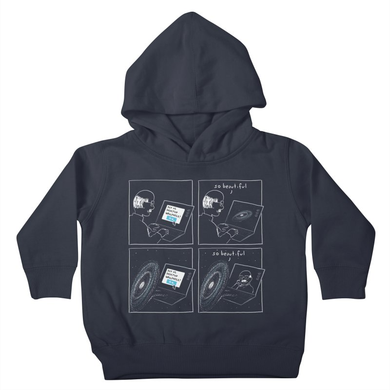 Mutual Admiration Kids Toddler Pullover Hoody by nathanwpyle's Artist Shop