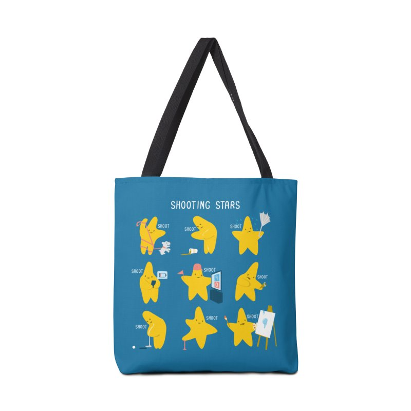 Shooting Stars! Accessories Bag by nathanwpyle's Artist Shop