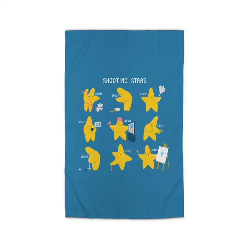 Shooting Stars! Home Rug by nathanwpyle's Artist Shop