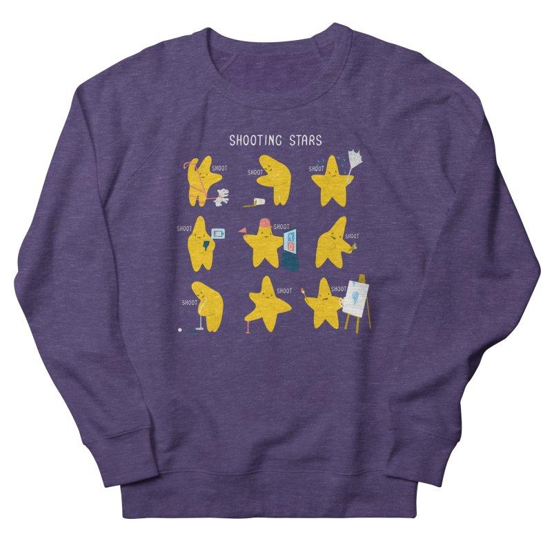 Shooting Stars! Men's Sweatshirt by nathanwpyle's Artist Shop