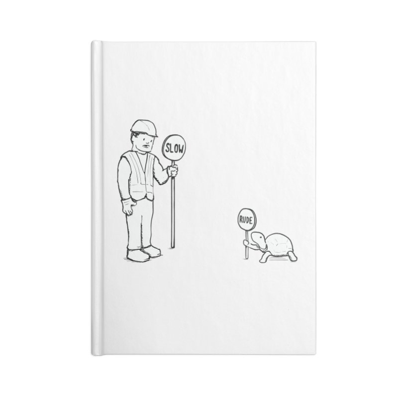 Rude! Accessories Notebook by Nathan W Pyle