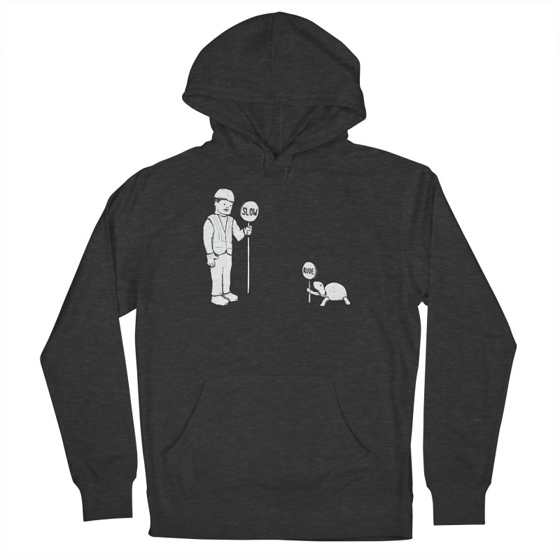 Rude! Men's Pullover Hoody by nathanwpyle's Artist Shop