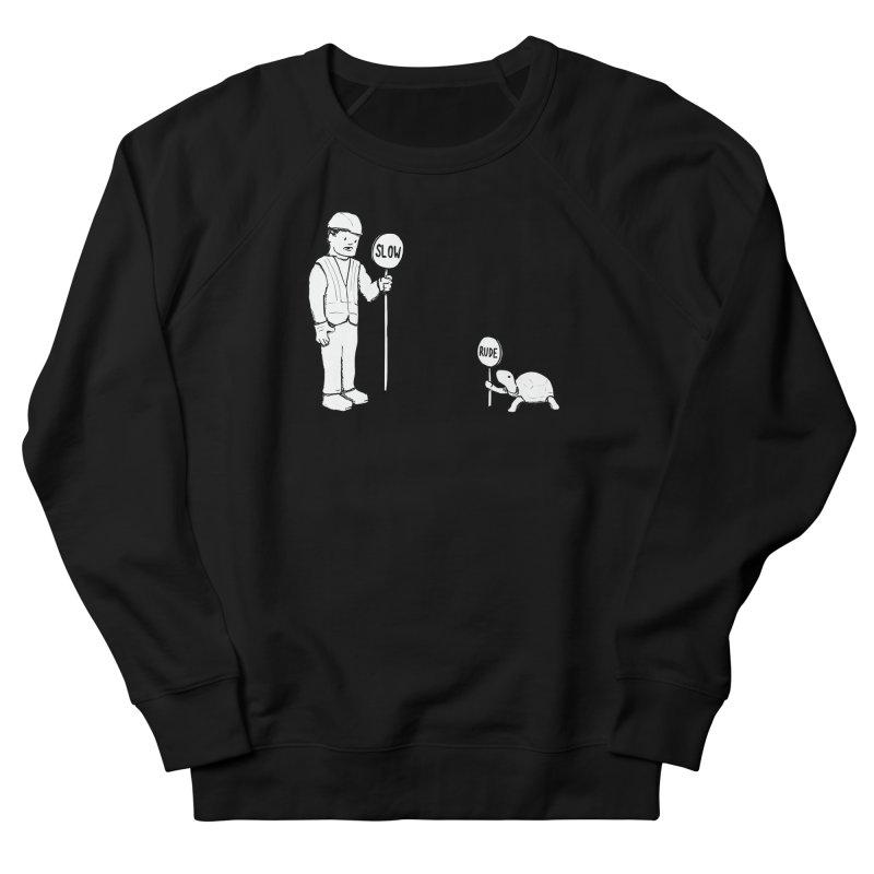 Rude! Women's Sweatshirt by nathanwpyle's Artist Shop