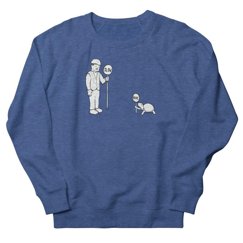Rude! Men's Sweatshirt by Nathan W Pyle