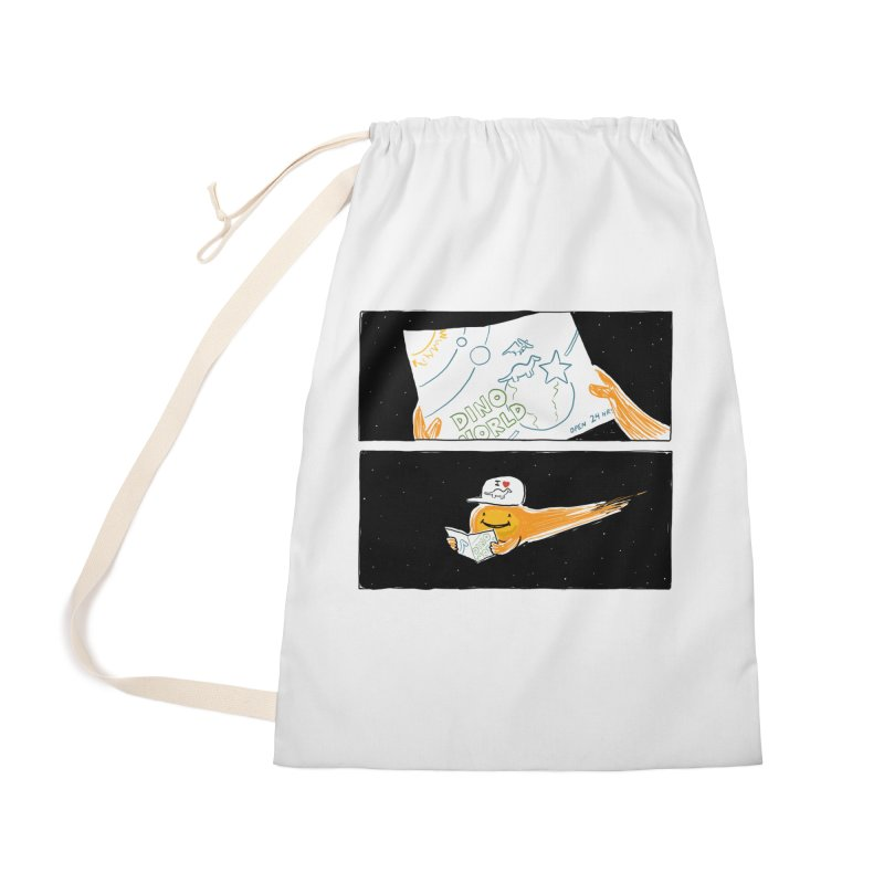SADDEST THING I'VE DRAWN Accessories Bag by Nathan W Pyle