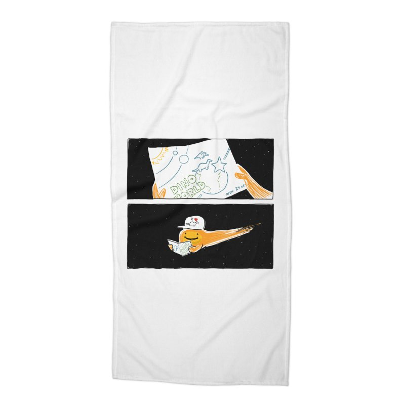 SADDEST THING I'VE DRAWN Accessories Beach Towel by Nathan W Pyle Shop | Strange Planet Store | Thread