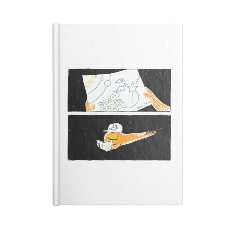 SADDEST THING I'VE DRAWN Accessories Notebook by Nathan W Pyle