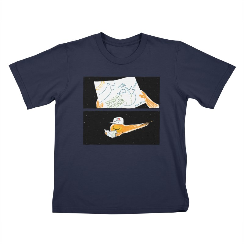 SADDEST THING I'VE DRAWN Kids T-Shirt by Nathan W Pyle