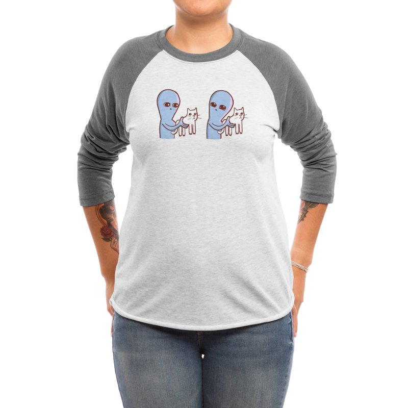 STRANGE PLANET SPECIAL PRODUCT: I FOUND THIS IT'S VIBRATING Women's Longsleeve T-Shirt by Nathan W Pyle Shop | Strange Planet Store