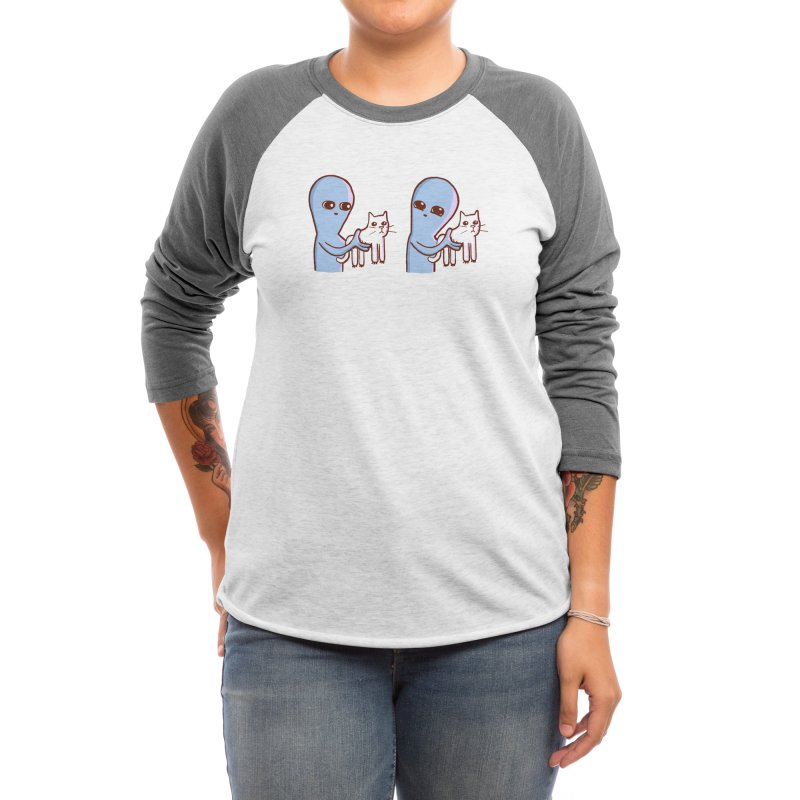 STRANGE PLANET SPECIAL PRODUCT: I FOUND THIS IT'S VIBRATING Women's Longsleeve T-Shirt by Nathan W Pyle Shop   Strange Planet Store   Thread