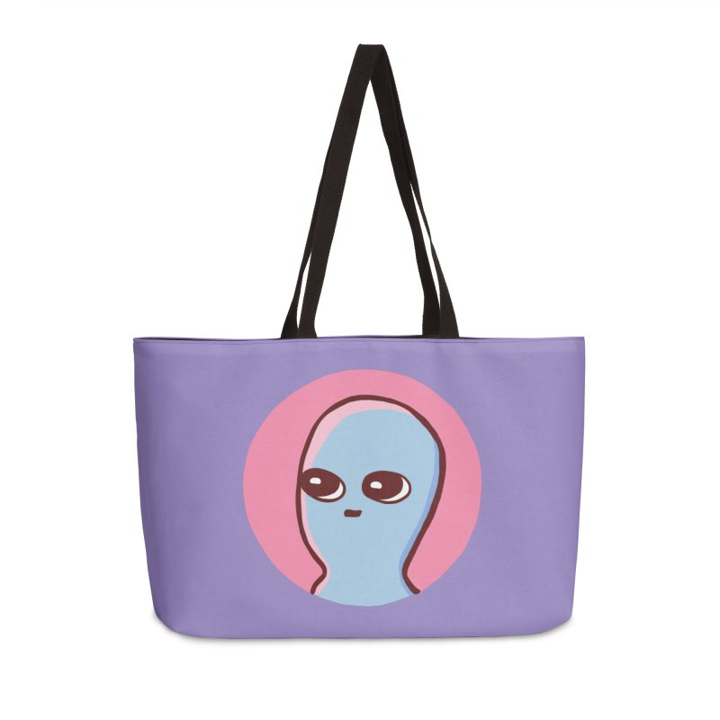 STRANGE PLANET SPECIAL PRODUCT: ICON Accessories Weekender Bag Bag by Nathan W Pyle