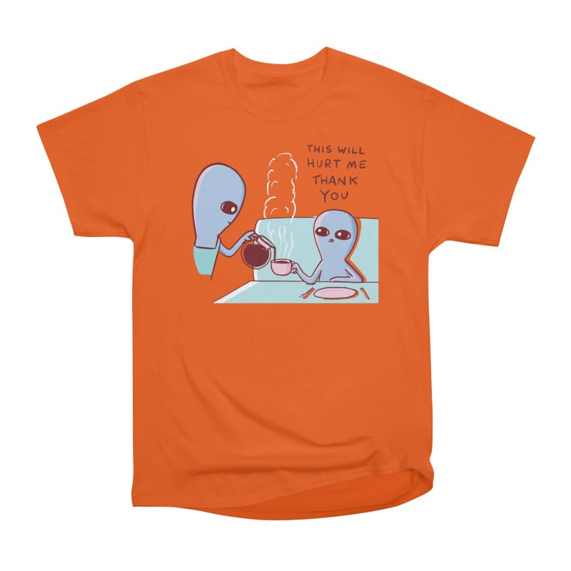 STRANGE PLANET SPECIAL PRODUCT: THANK YOU Men's T-Shirt by Nathan W Pyle
