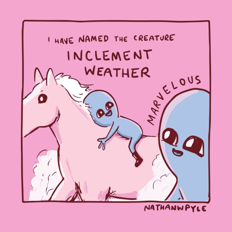 STRANGE PLANET SPECIAL PRODUCT: MARVELOUS by Nathan W Pyle