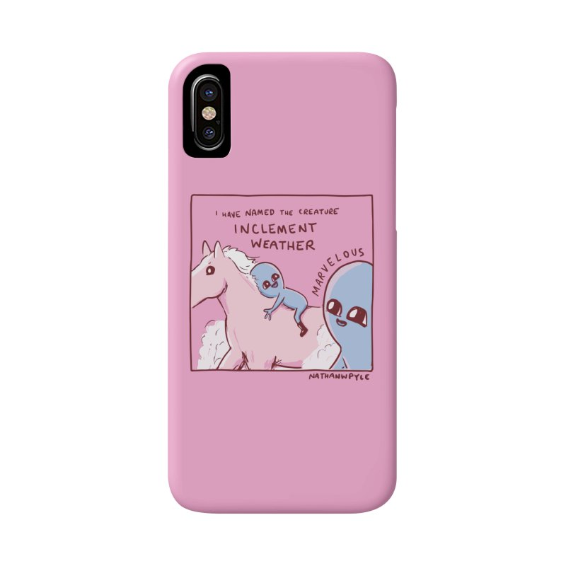 STRANGE PLANET SPECIAL PRODUCT: MARVELOUS Accessories Phone Case by Nathan W Pyle