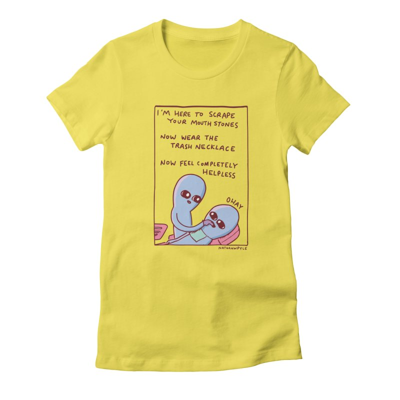 STRANGE PLANET SPECIAL PRODUCT: OHAY Women's T-Shirt by Nathan W Pyle Shop | Strange Planet Store