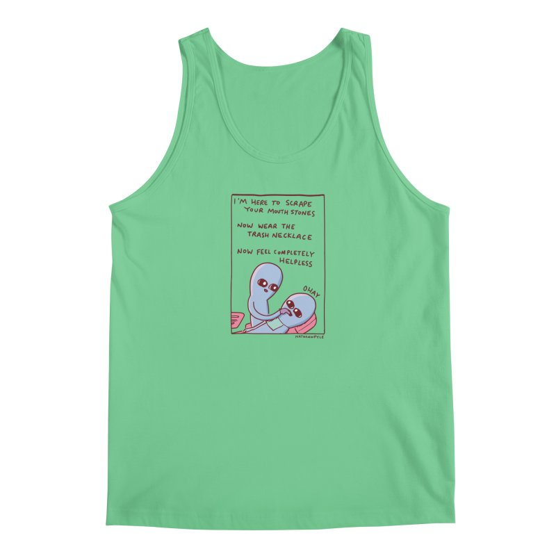 STRANGE PLANET SPECIAL PRODUCT: OHAY Men's Tank by Nathan W Pyle