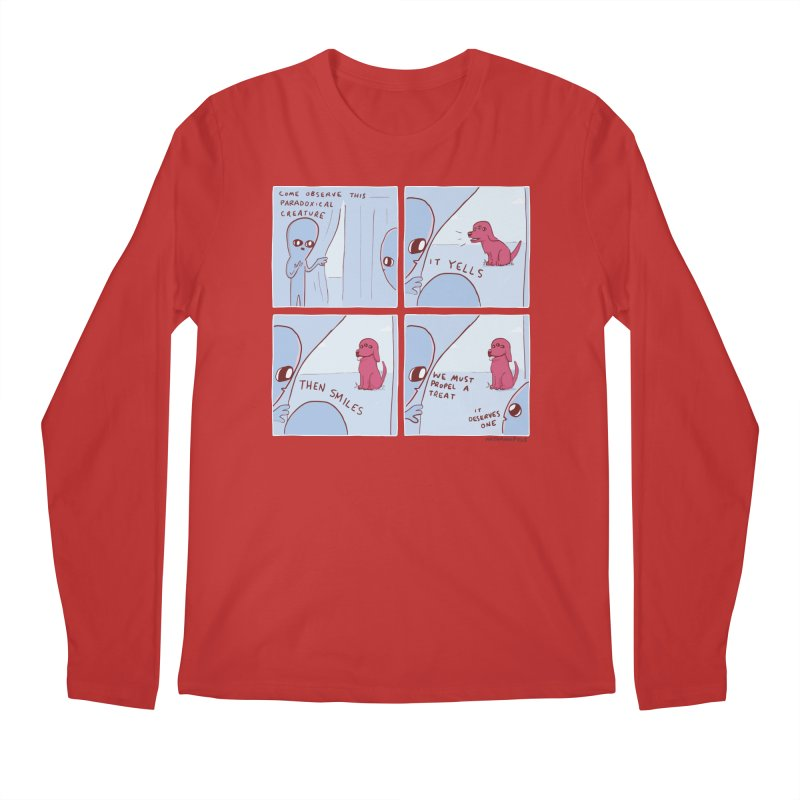 STRANGE PLANET: p a r a d o x i c a l Men's Regular Longsleeve T-Shirt by Nathan W Pyle