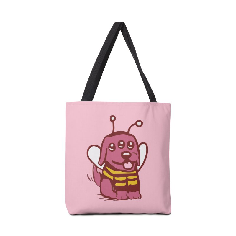 STRANGE PLANET SPECIAL PRODUCT:  OOOH DON'T STING ME Accessories Tote Bag Bag by Nathan W Pyle