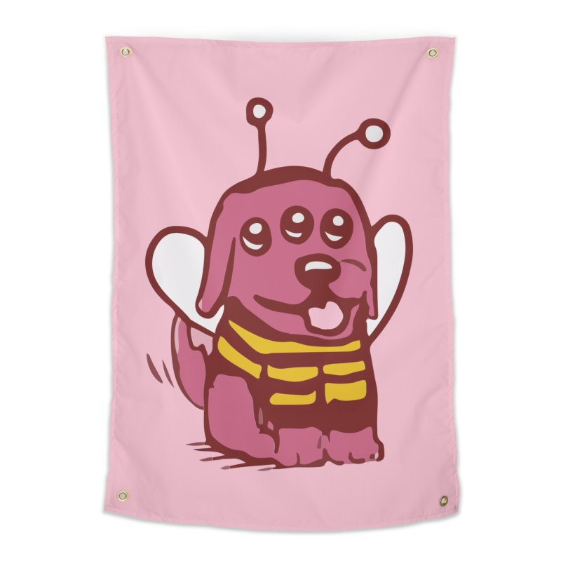 STRANGE PLANET SPECIAL PRODUCT:  OOOH DON'T STING ME Home Tapestry by Nathan W Pyle