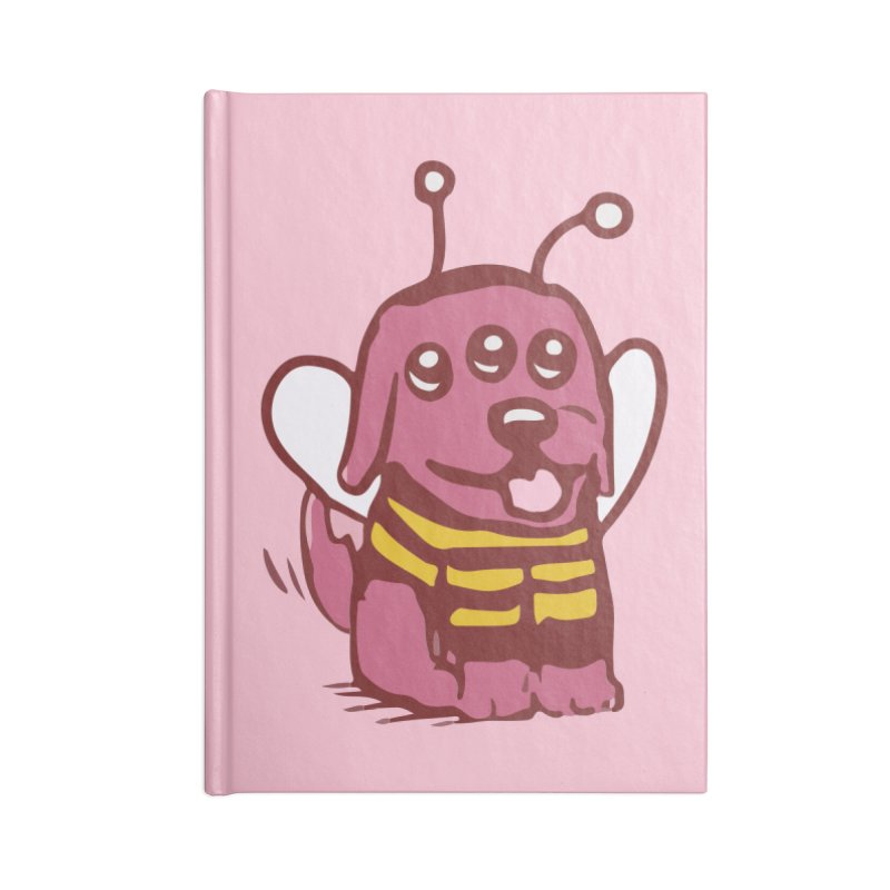 STRANGE PLANET SPECIAL PRODUCT:  OOOH DON'T STING ME Accessories Blank Journal Notebook by Nathan W Pyle