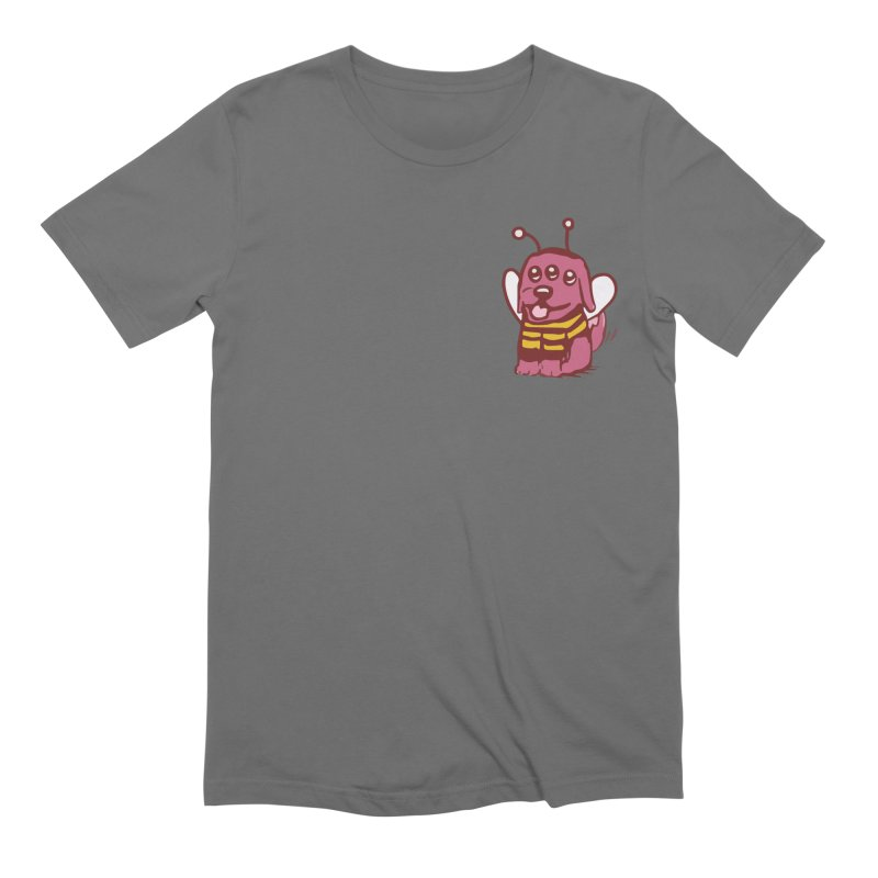 STRANGE PLANET SPECIAL PRODUCT:  OOOH DON'T STING ME Men's Extra Soft T-Shirt by Nathan W Pyle
