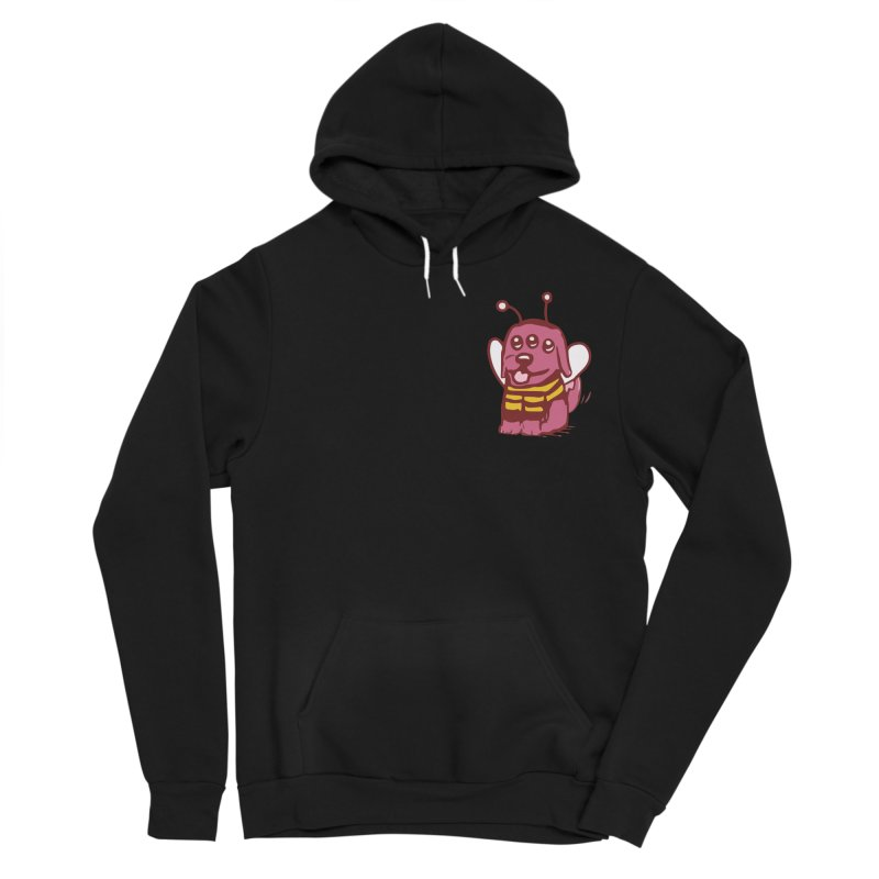STRANGE PLANET SPECIAL PRODUCT:  OOOH DON'T STING ME Women's Sponge Fleece Pullover Hoody by Nathan W Pyle