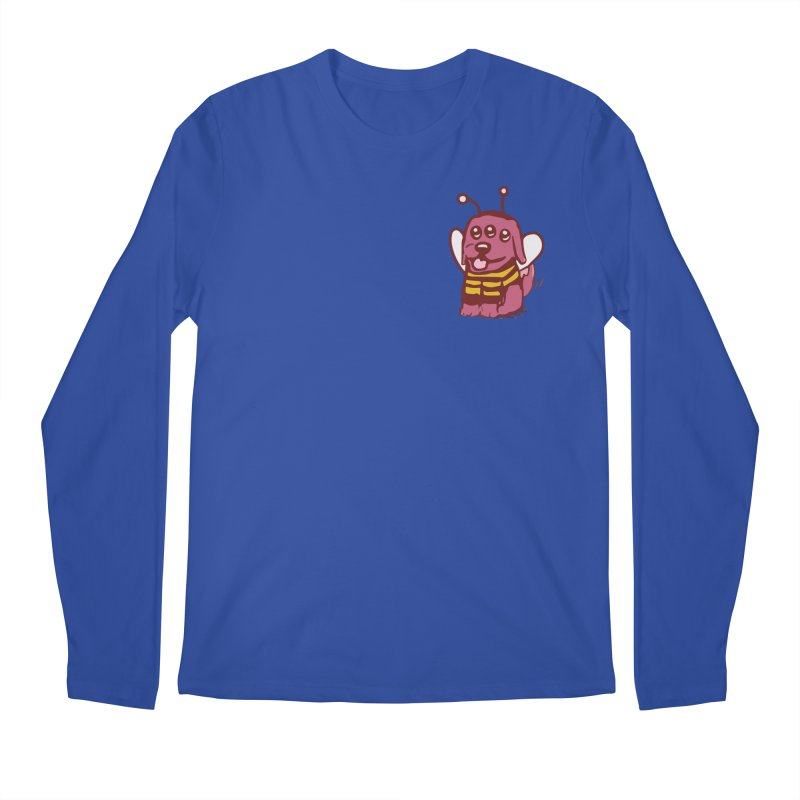 STRANGE PLANET SPECIAL PRODUCT:  OOOH DON'T STING ME Men's Regular Longsleeve T-Shirt by Nathan W Pyle