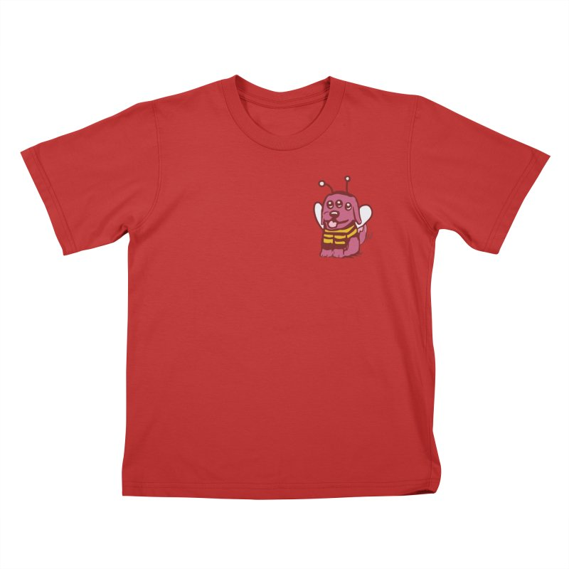 STRANGE PLANET SPECIAL PRODUCT:  OOOH DON'T STING ME Kids T-Shirt by Nathan W Pyle