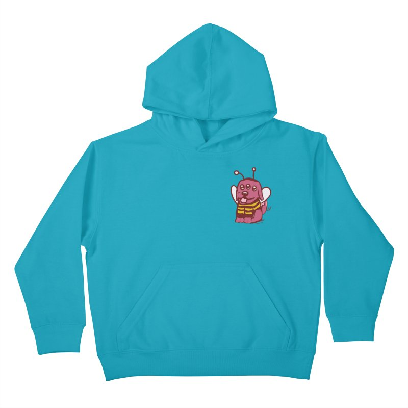 STRANGE PLANET SPECIAL PRODUCT:  OOOH DON'T STING ME Kids Pullover Hoody by Nathan W Pyle