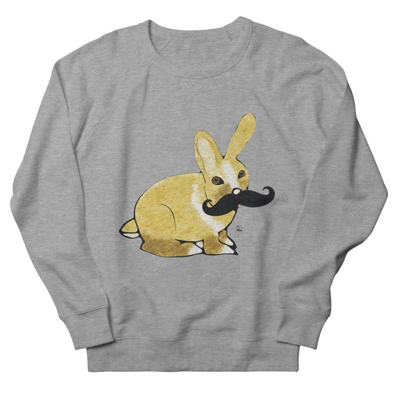 Countess Hare Pamela Men's Sweatshirt by Hardcore Hardwear & Design Shop