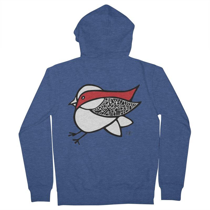 Chubby Birdie Felix Women's Zip-Up Hoody by Hardcore Hardwear & Design Shop