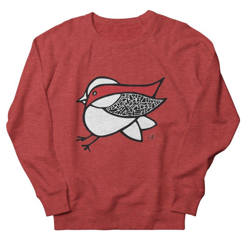 Chubby Birdie Felix Men's Sweatshirt by Hardcore Hardwear & Design Shop