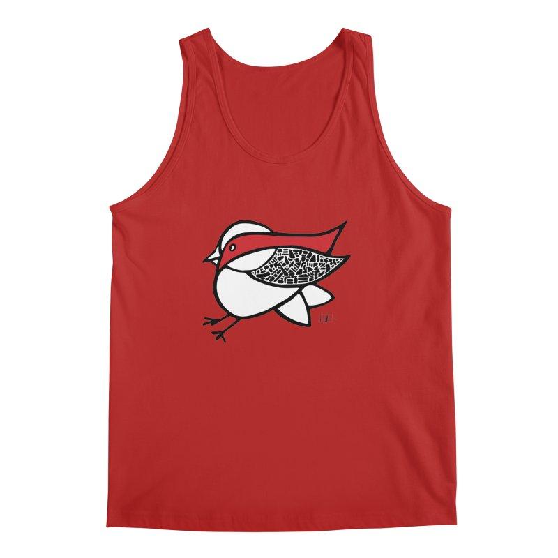 Chubby Birdie Felix Men's Tank by Hardcore Hardwear & Design Shop