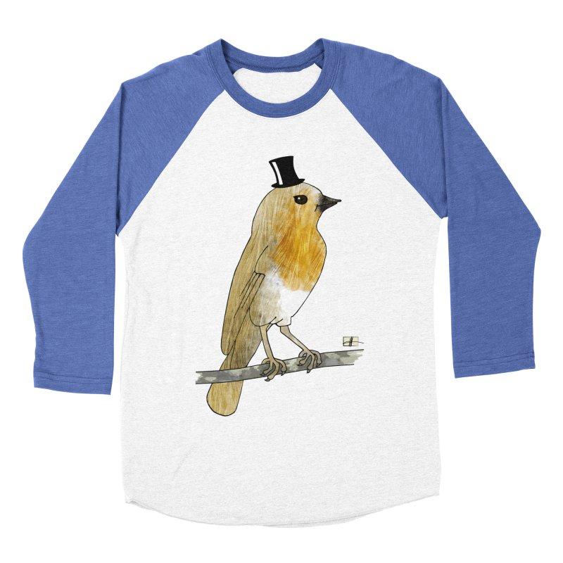 Lord Robin Cheerily Women's Baseball Triblend T-Shirt by Hardcore Hardwear & Design Shop