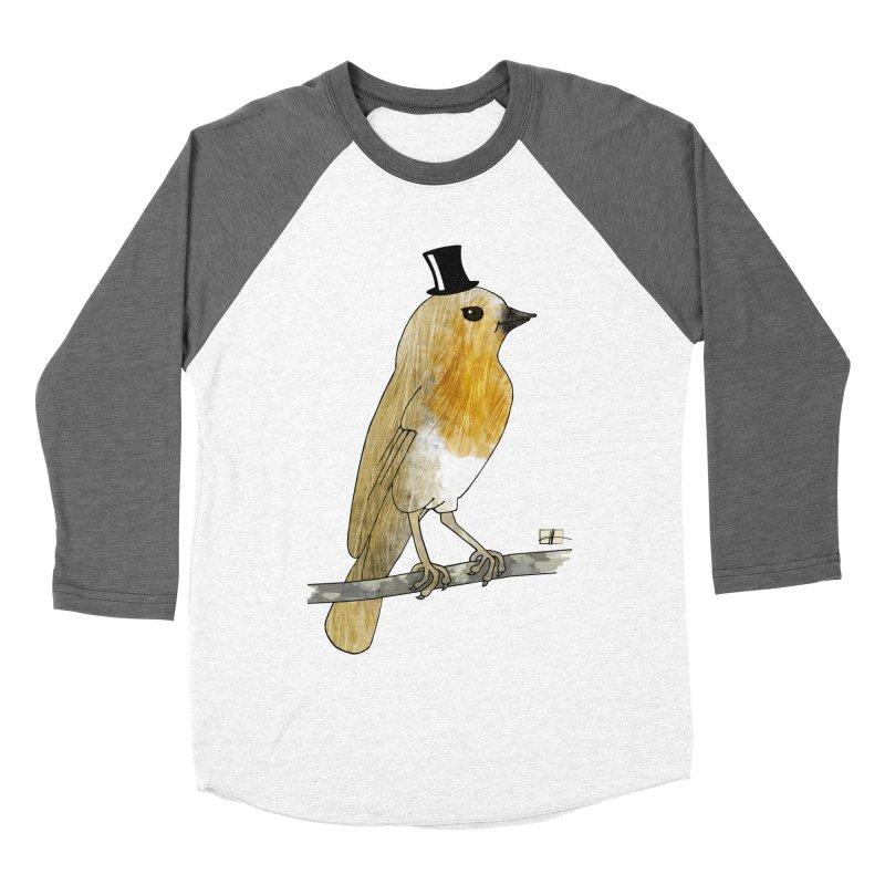 Lord Robin Cheerily Men's Baseball Triblend T-Shirt by Hardcore Hardwear & Design Shop