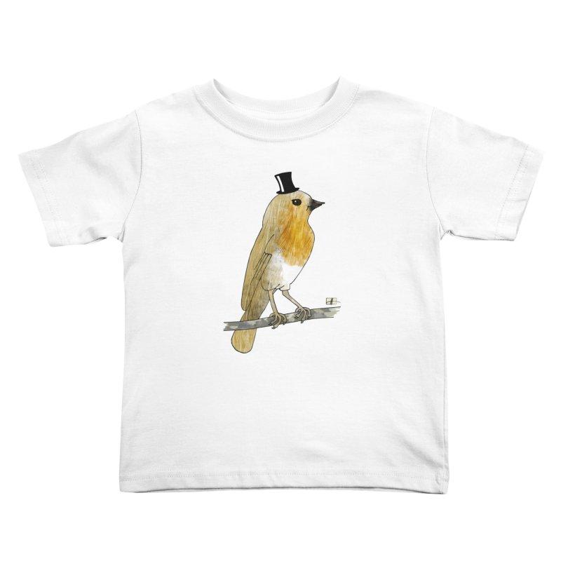 Lord Robin Cheerily Kids Toddler T-Shirt by Hardcore Hardwear & Design Shop