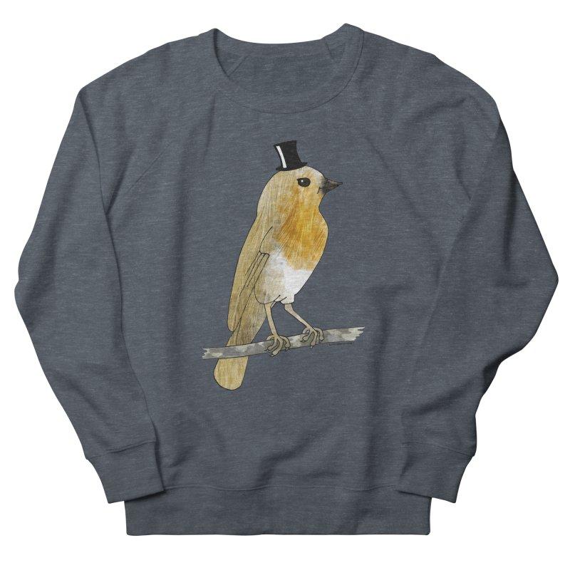 Lord Robin Cheerily - Bird Women's Sweatshirt by Natina Norton Designs