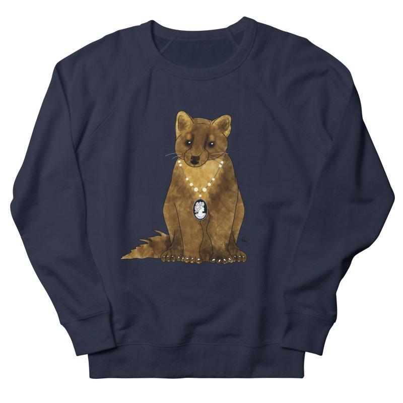 Lady Pine Marten Women's Sweatshirt by Hardcore Hardwear & Design Shop