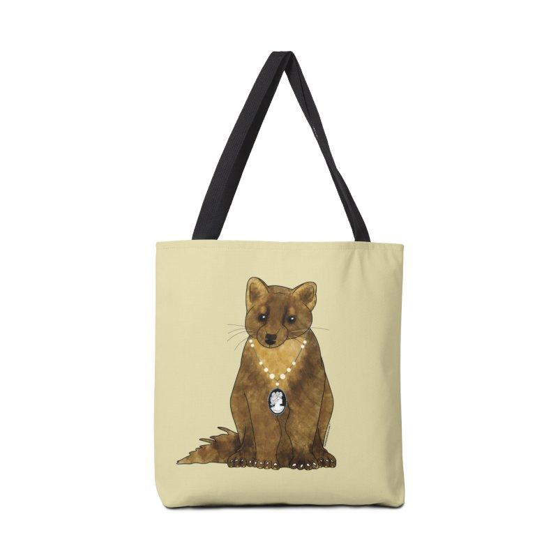 Lady Pine Marten Accessories Bag by Natina Norton Designs