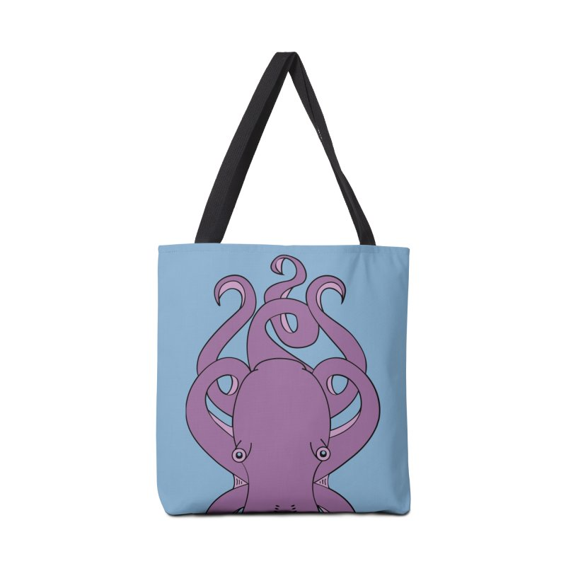 Nautikos the Octopus Accessories Bag by Natina Norton Designs