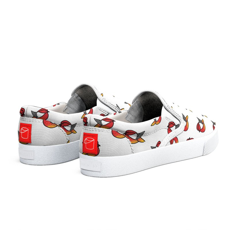 Chubby Birds Men's Shoes by Natina Norton Designs