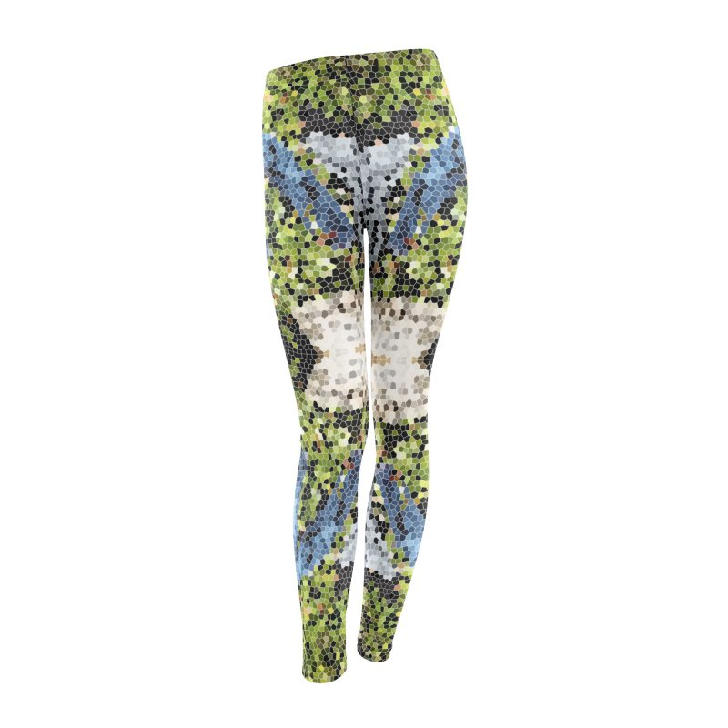 Irish Laundry Women's Leggings Bottoms by Natina Norton Designs