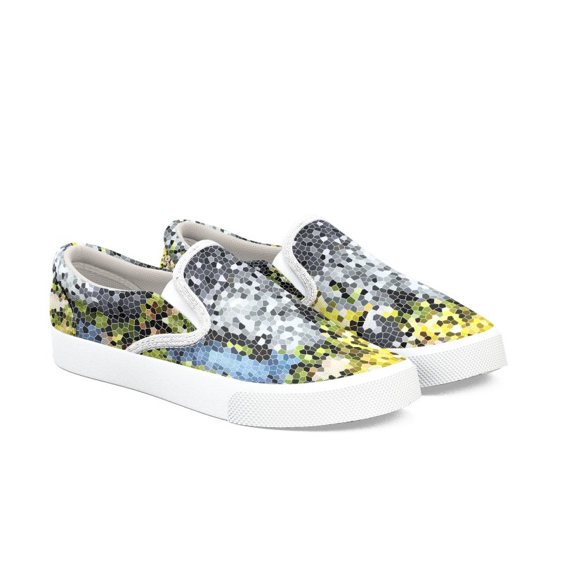 Irish Laundry Women's Slip-On Shoes by Natina Norton Designs