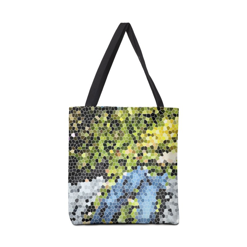 Irish Laundry Accessories Tote Bag Bag by Natina Norton Designs