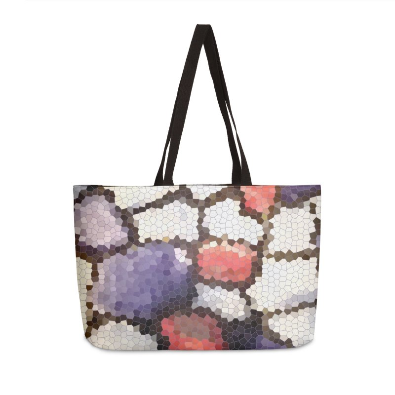 Plums & Peaches Accessories Weekender Bag Bag by Natina Norton Designs