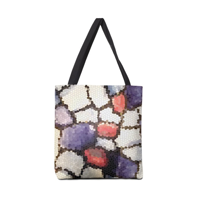 Plums & Peaches Accessories Tote Bag Bag by Natina Norton Designs
