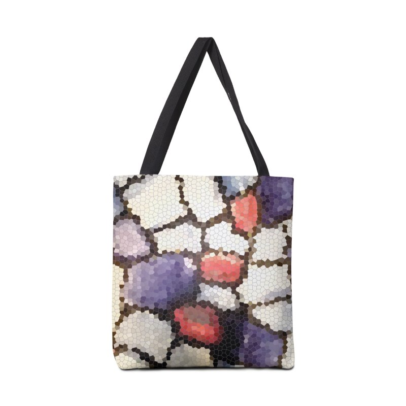 Plums & Peaches Accessories Bag by Natina Norton Designs