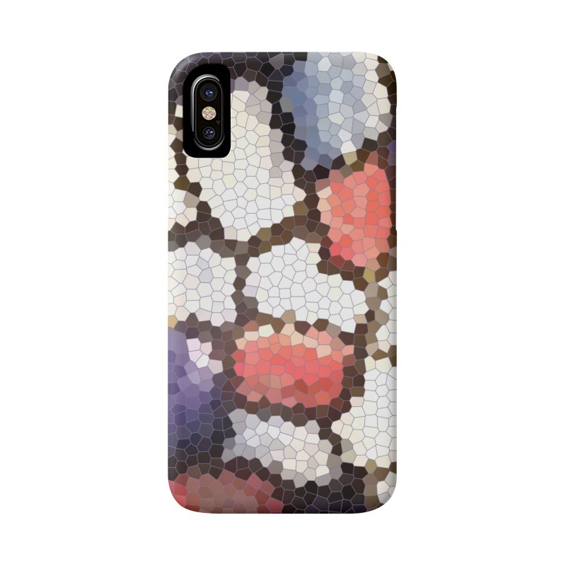 Plums & Peaches Accessories Phone Case by Natina Norton Designs