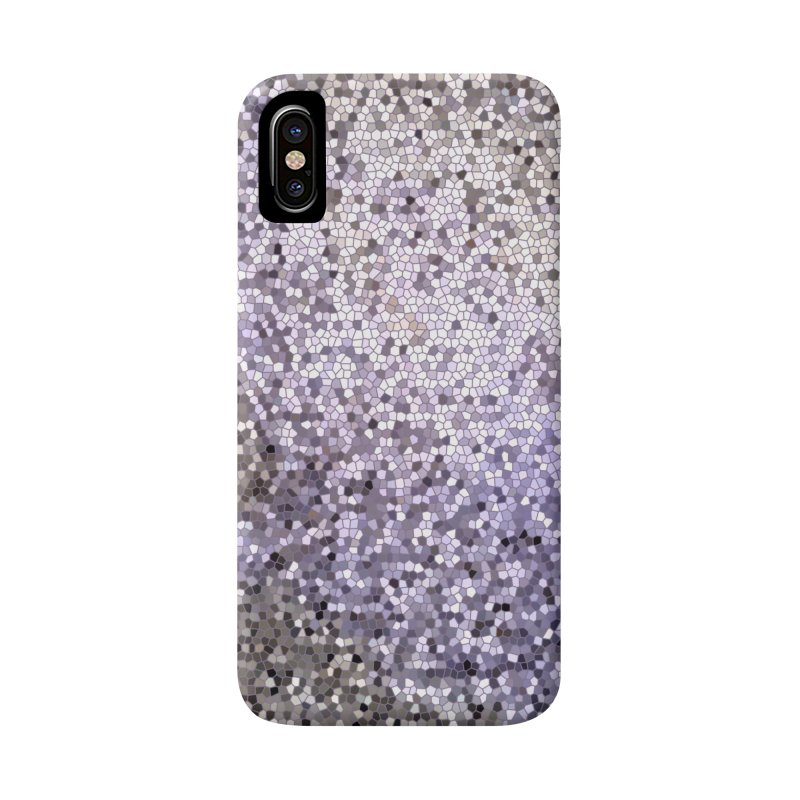 Concrete Ink Spill Accessories Phone Case by Natina Norton Designs