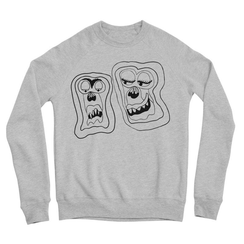 Lovely couple Women's Sponge Fleece Sweatshirt by NatiRomero's Artist Shop